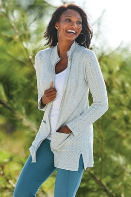 Lilidi Sweater Cardi