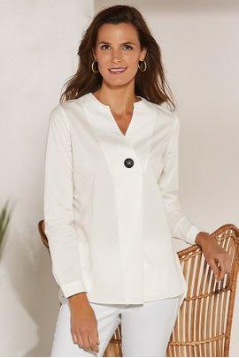 Blanche Button Shirt