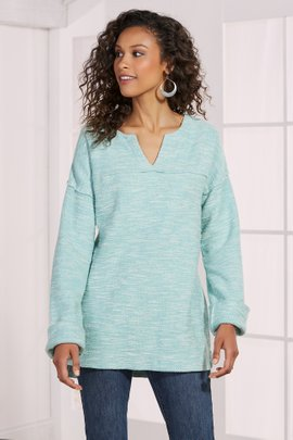 Sweetheart Pullover