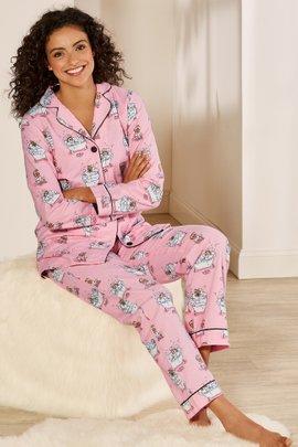 Furry Friends Festivities Pajamas