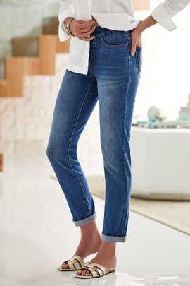 The Ultimate Relaxed Straight Jeans