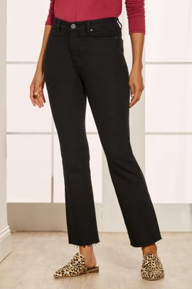 The Ultimate Cropped Bootcut Jeans
