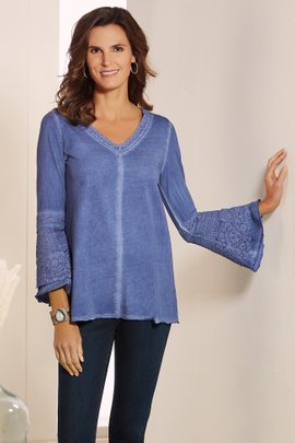 Jordan Creek Tunic