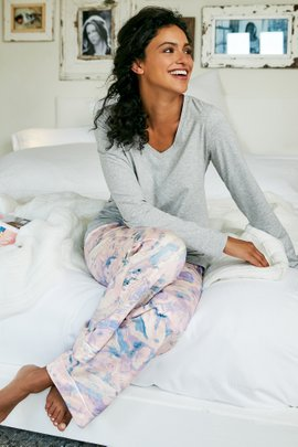 Soft Frost PJ Pants