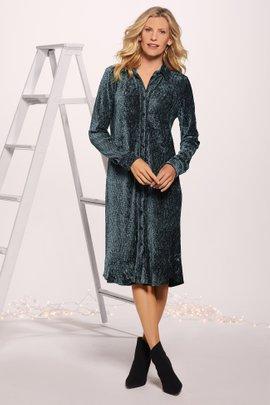 Maxime Velvet Dress