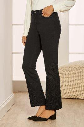 Ines Embellished Jean
