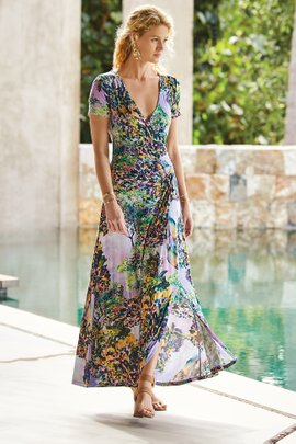 Joli Jardin Dress