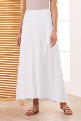 Easy Weekend Skirt