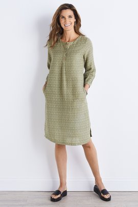 Marcellina Shirtdress