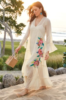 Flora del Mar Dress