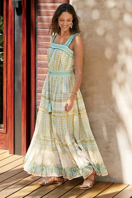 Aegean Dress