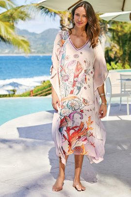 Under the Sea Caftan