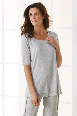 Blissful Bamboo Layered Tee