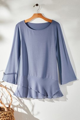 Forget-Me-Not Pullover