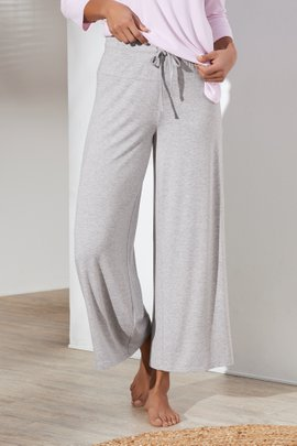 Blissful Bamboo Lounge Culottes