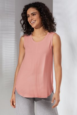 Blissful Bamboo Lounge Tank