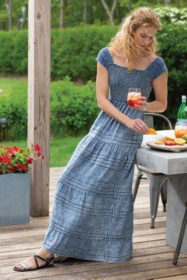Rocaille Dress