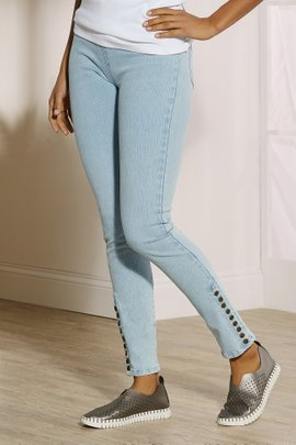 The Ultimate Snap Up Legging