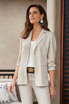Bardot Gauze Jacket
