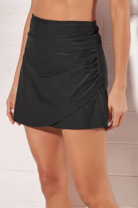 UPF 50+ Big Wave Swim Skort