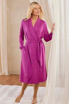 Live Soft Robe