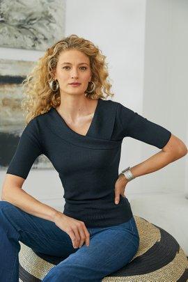 Jana Sweater Top
