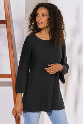 Reza Sweater