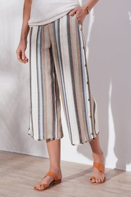 Sera Striped Pants