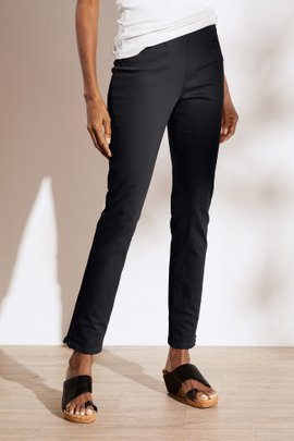 The Ultimate High Rise Zip-Ankle Leggings