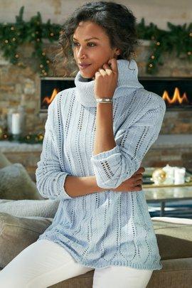Cloud Cap Sweater