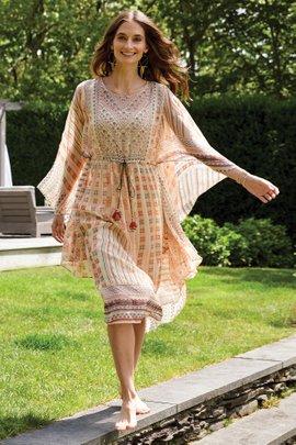 Terra Fresca Dress & Slip