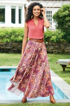 Venetian Skirt