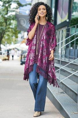 Chandra Kimono