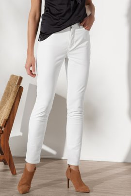 Velvet High-Rise Skinny Pants
