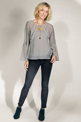 Superla Stretch Skinny Ankle Pants