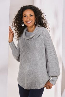 Calanthe Cashmere Pullover
