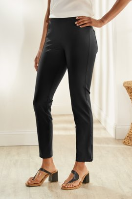 Superla Stretch Ankle Zip Pants