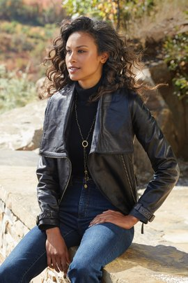 Middleton Leather Jacket