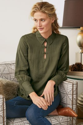 Coastline Blouse