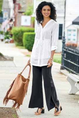 Go Lively Flare Pants