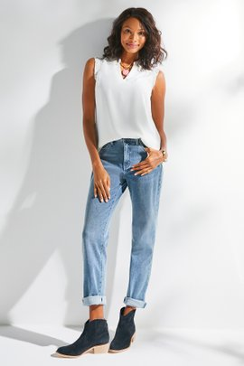 The Ultimate Girlfriend Jeans