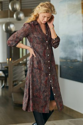 Lawton Shirtdress & Slip