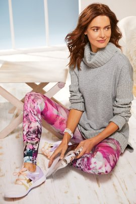 Superslim Heavenly Florals Leggings