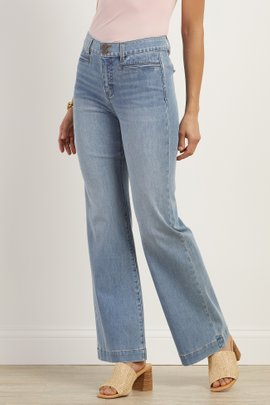 The Ultimate Denim Trouser Jeans