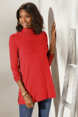 Perfect Turtleneck Sweater
