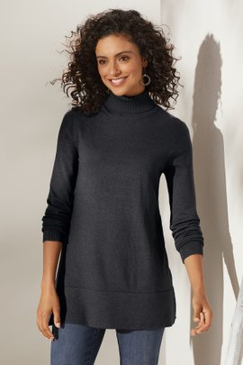 Perfect Turtleneck Sweater