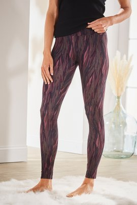 Superslim Babylon Tiger Leggings