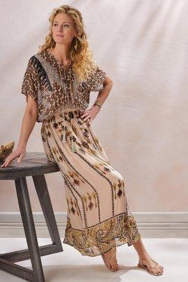 Princessa Maxi Dress & Slip