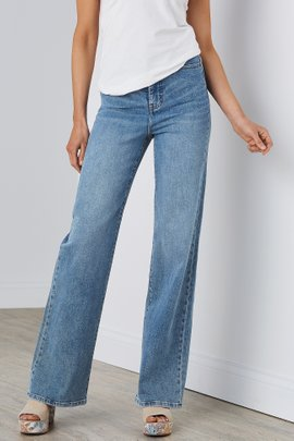 Ultimate Denim High Rise Stovepipe Jeans