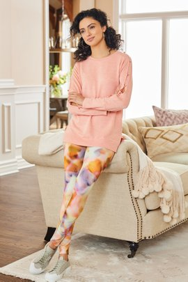Superslim Carib Jolie Leggings